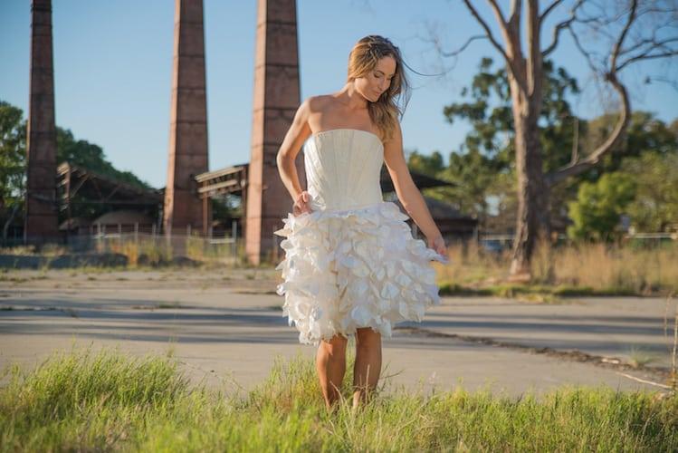 Robe en houblon : La mode fermentée