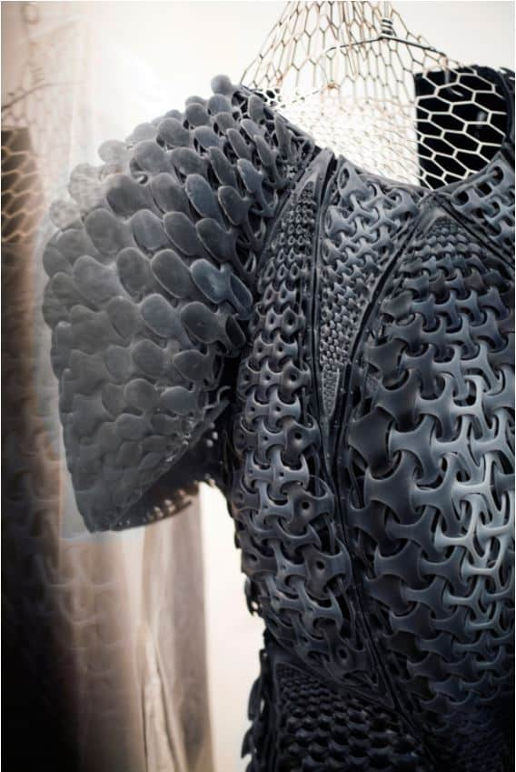 ThreeASFOUR Textiles Bio-inspirés
