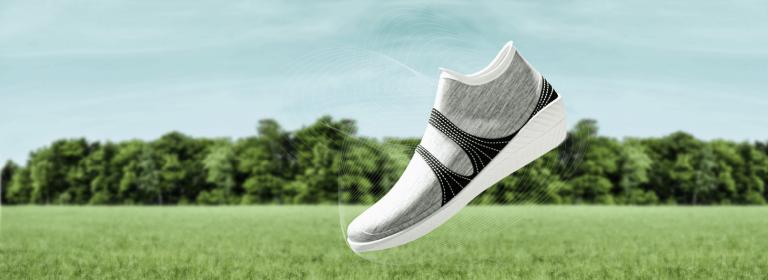 Des chaussures éco-responsables en lyocell