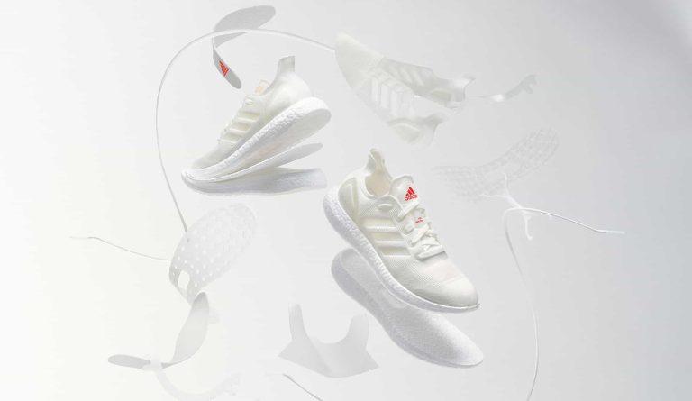 La sneakers 100% recyclable d'adidas