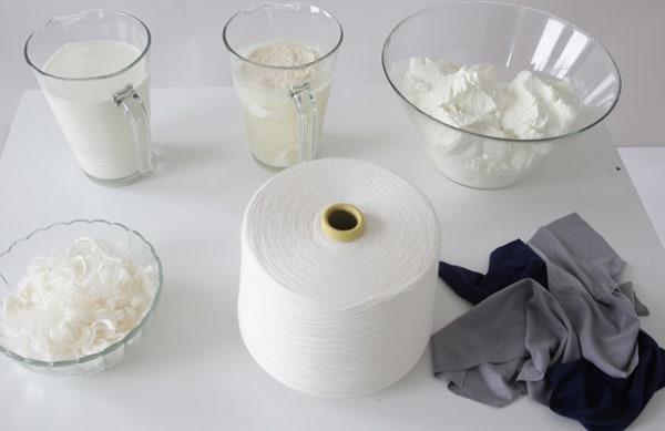 🐮 Zoom sur la fibre en caséine de lait 🐮