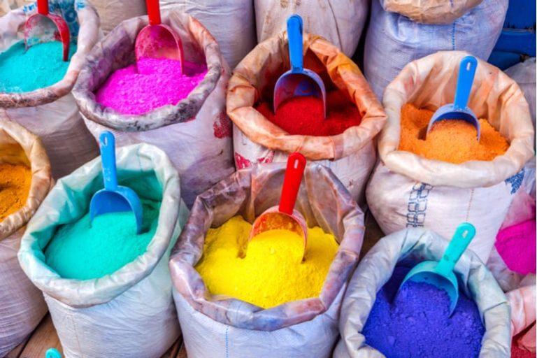 La révolution de la couleur dans le textile