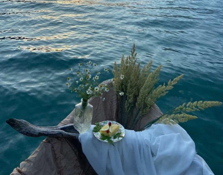Le byssus, du poisson au fil de soie de mer