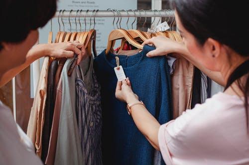 Vente vêtements